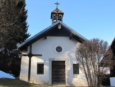Chapelle du Gollet