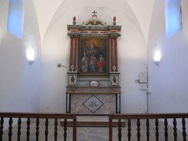 Chapelle de Véroce
