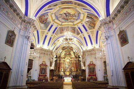 Visite commentée de l'église de Saint-Nicolas de Véroce (gratuite) et du musée d'art sacré