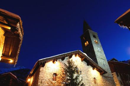 Eglise Saint-Bernard de Menthon : En accès libre