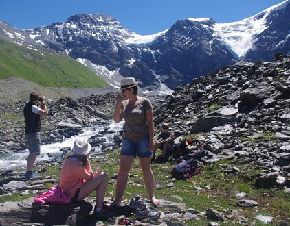 Vanoise - 3 jours de randonnées en étoile à la carte