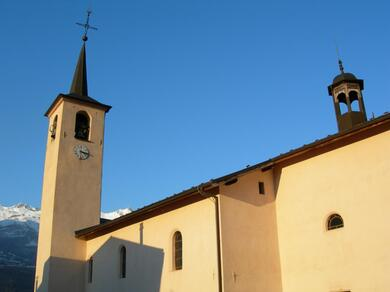 Eglise Saint-Martin - Hauteville-Gondon