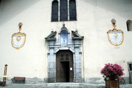 Eglise Saint-Sigismond : En accès libre