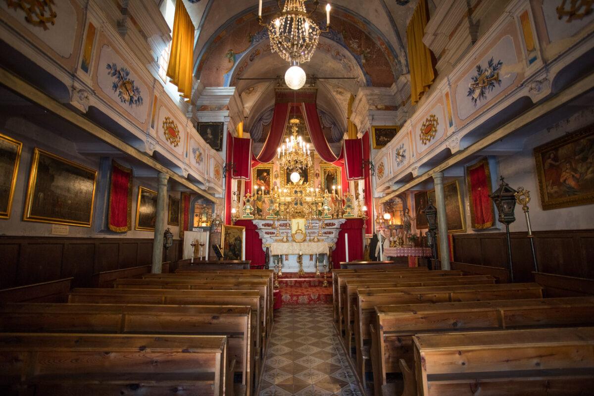 Chapelle Tende © Flore Giraud