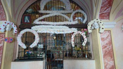 Couronnes, Bessans, Chapelle Notre-Dame des Grâces © CB - fondation-facim.fr
