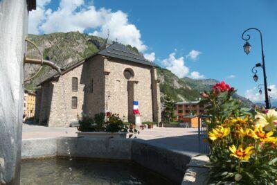 Eglise ND de l'Assomption, Valloire © Vincent Jacques - Drône de Regard (20)