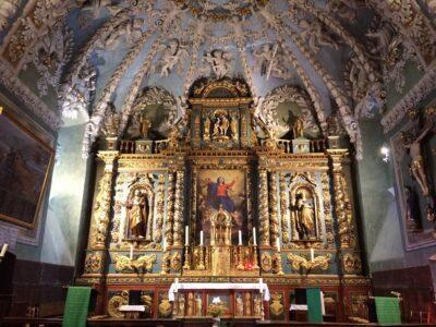 Valloire, Eglise Notre-Dame de l'Assomption © MCT - fondation-facim.fr (6)